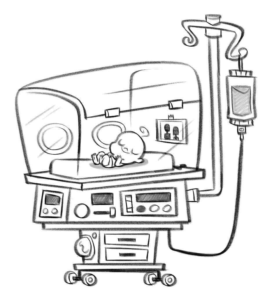 hospital coloring pages