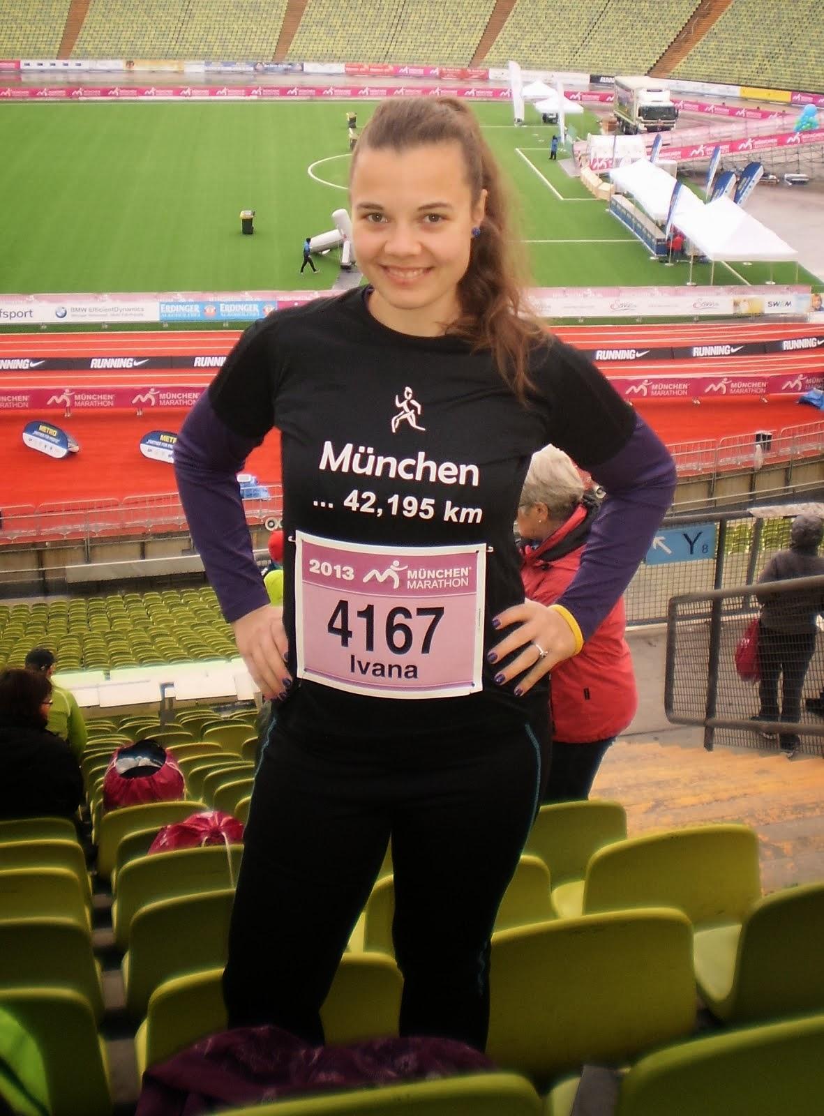 27. München Marathon 13.10.2013 :-)
