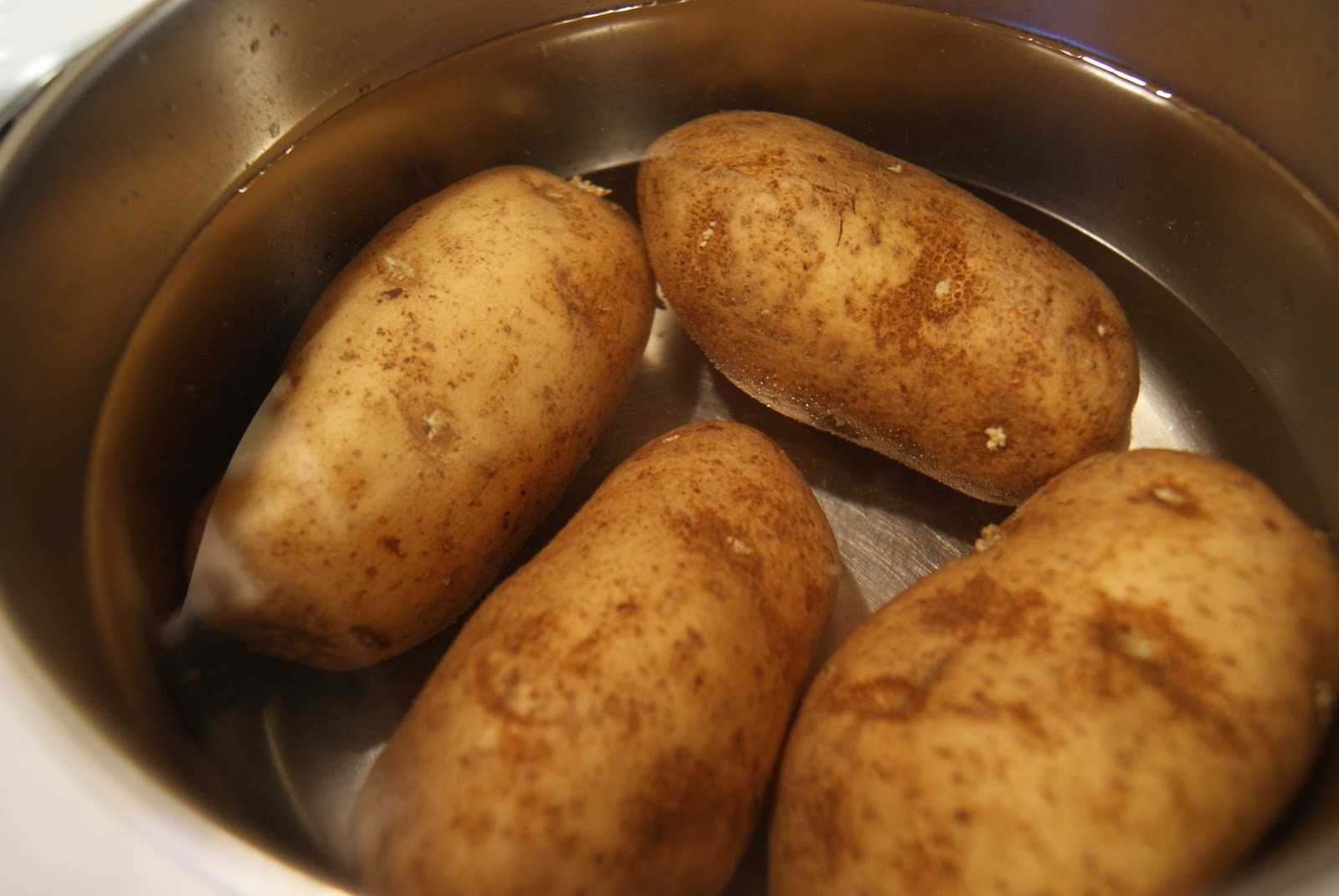 Recipes from a Girl: Basic Breakfast Potatoes (and what to do with ...