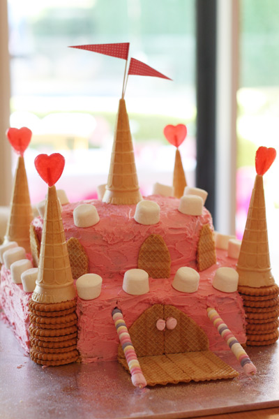 Bondville Party Ideas Rd Pink Fairy Princess Party - Kids birthday cakes australian womens weekly essential paperback