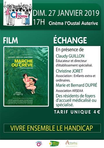 Ciné Citoyen 27 janvier 2019