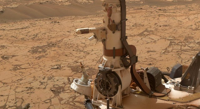 Evidence Found for Liquid Water on Mars