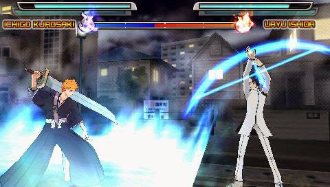 bleach heat the soul 7 tarung