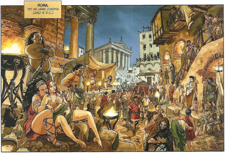 prostitutas imperio romano lenocinio concepto