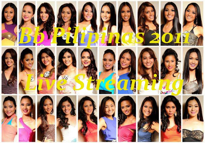 Watch Bb Binibining Pilipinas 2012 Live Streaming Stream Online