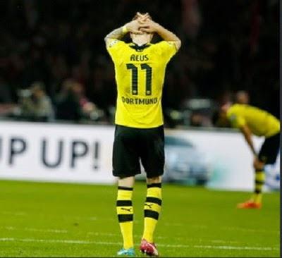 Marco Reus Cidera Gagal Menuju Piala Dunia Bersama Jerman