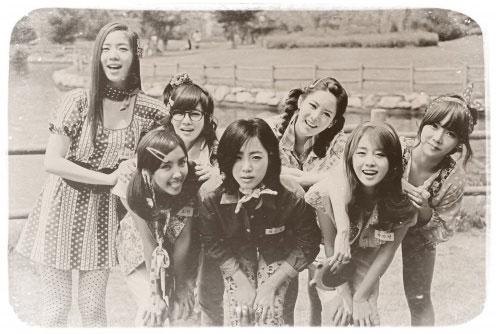 Berita Kontroversi Girlband T-ara