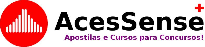 AcesSense - Materiais, Apostilas e Cursos para Concursos