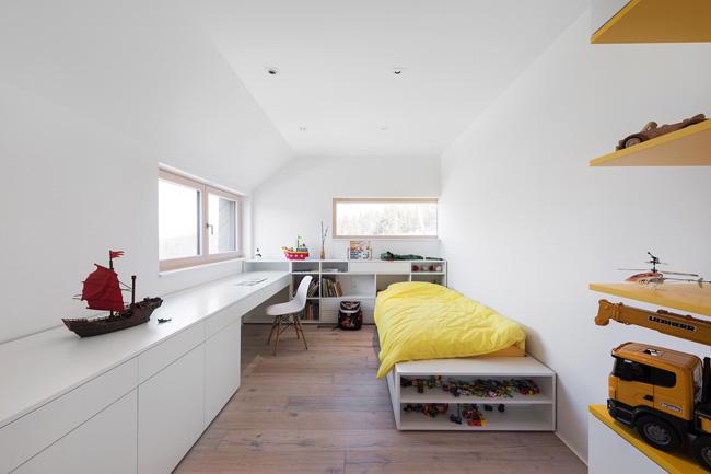 Casas Minimalistas y Modernas Dormitorios Juveniles Minimalistas