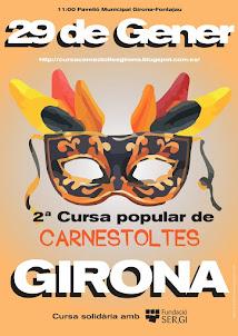 2a Cursa Popular de Carnestoltes de Girona