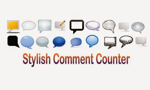 Stylish Comment Counter