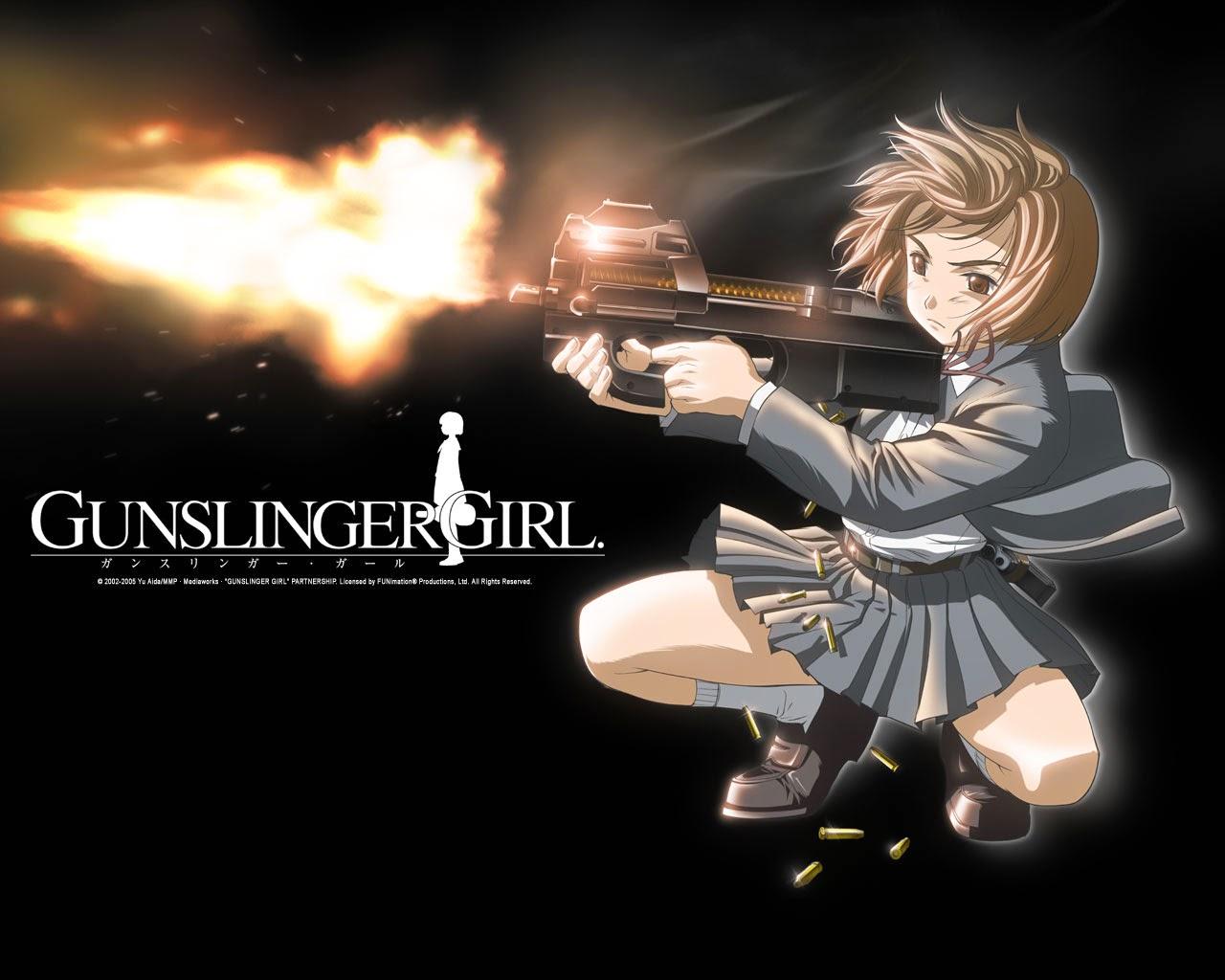 Gunslinger Girl ταινιες online seires xrysoi greek subs