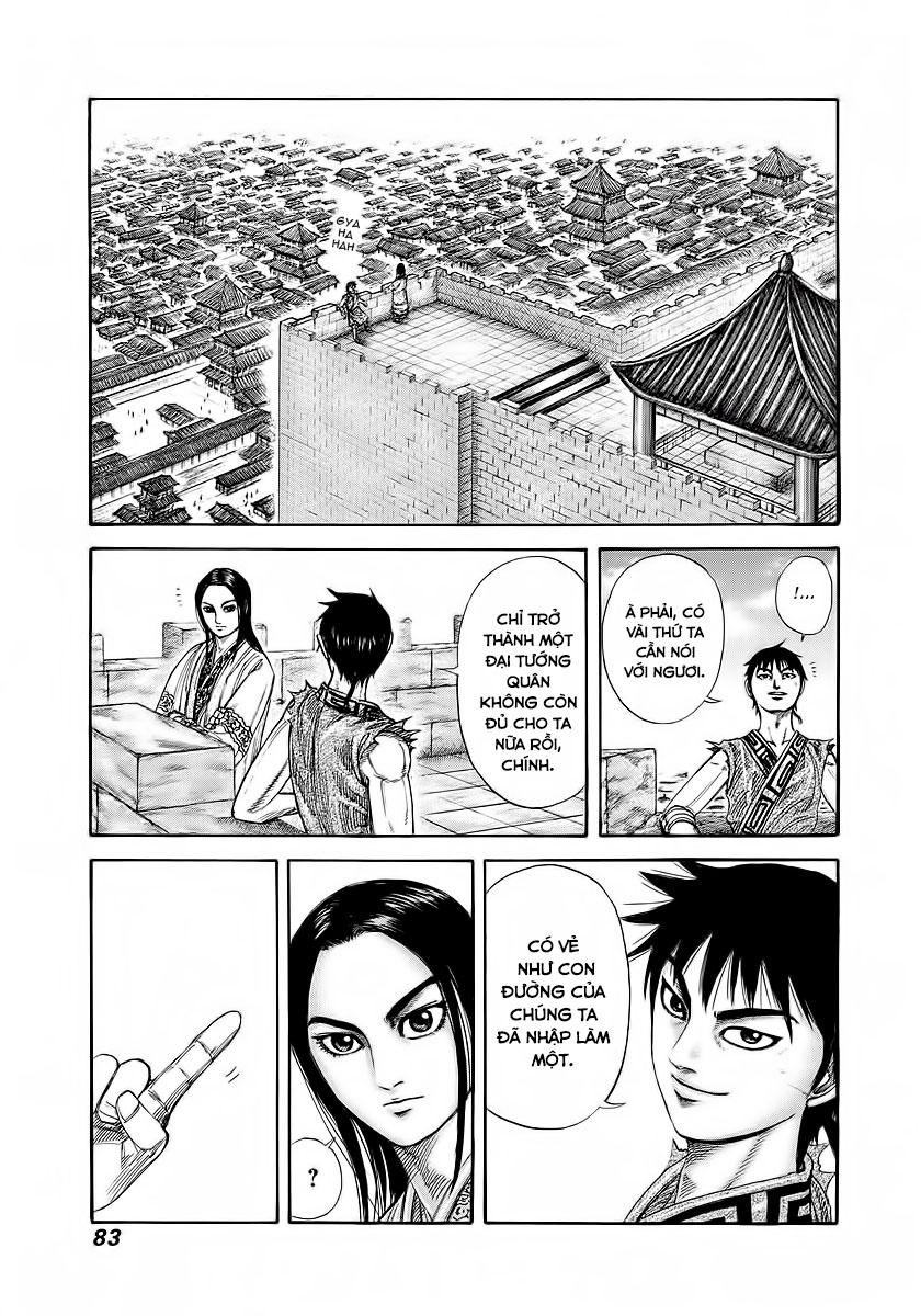 Kingdom – Vương Giả Thiên Hạ (Tổng Hợp) chap 244 page 2 - IZTruyenTranh.com