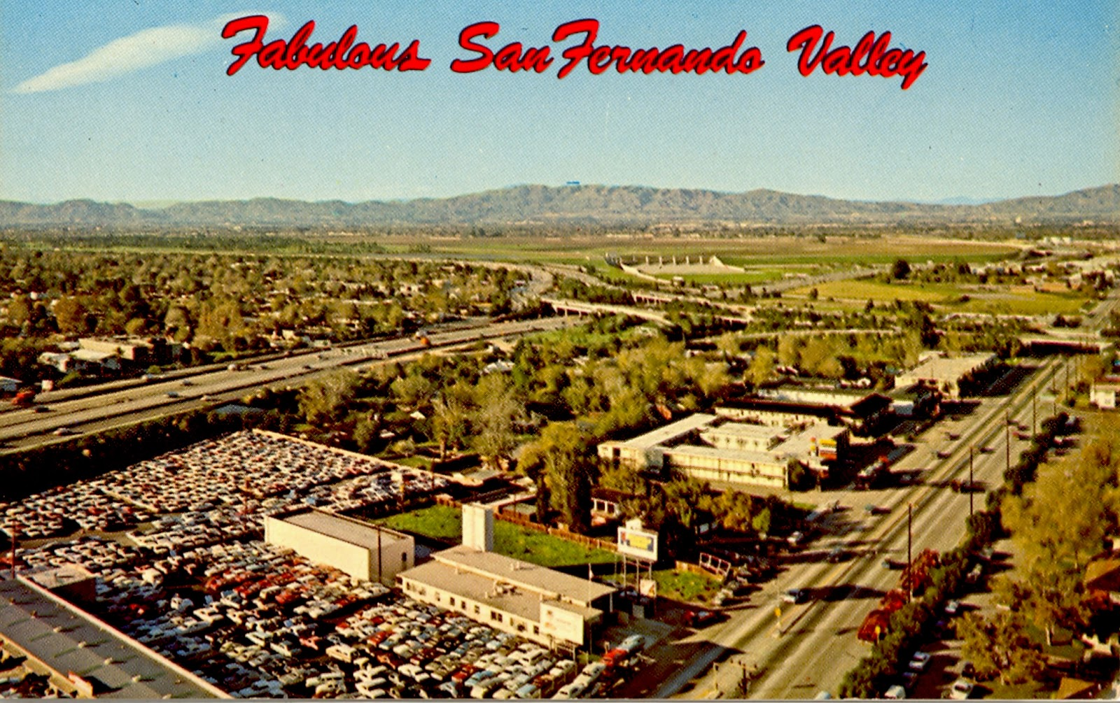 The Museum of the San Fernando Valley: AN ENCINO PUZZLE