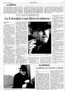 """Juan Carlos Rodríguez: """"Dylan ha hecho con la poesía lo que Cervantes con la novela"""""""
