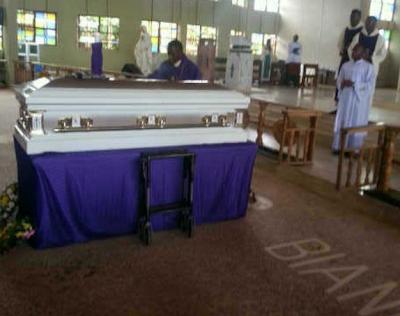 josephine okoye funeral