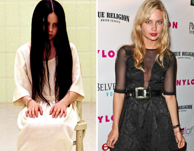 Daveigh+Chase+in+The+Ring+in+2002+...+and+now.