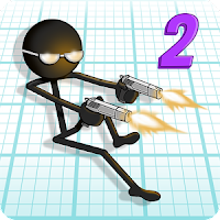 Download Mod Gun Fu: Stickman 2 Apk [Unlimited Gold]