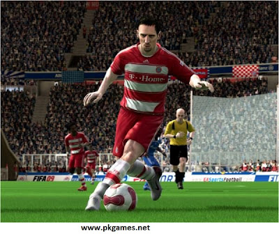 FIFA 2009 PC Game Highly Compressed Free Download