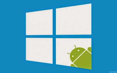 Windows 10 pode trazer suporte a apps Android