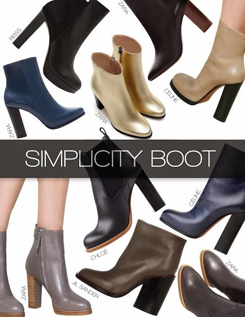 Simplicity Boot