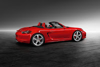 Porsche Boxster S Exclusive