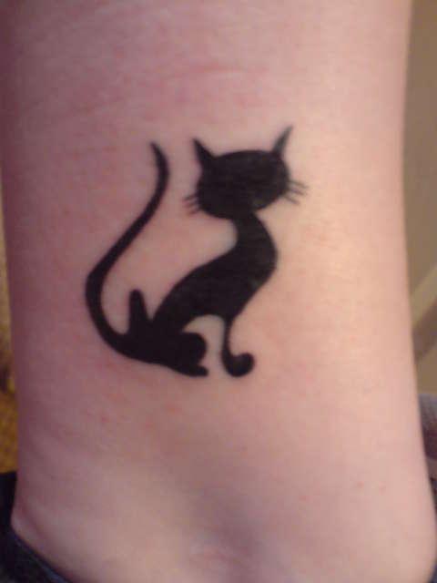 tatto cat tattoo ideas. Black Bedroom Furniture Sets. Home Design Ideas