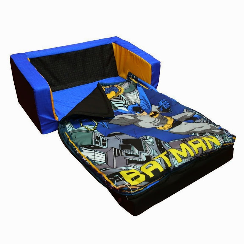 Warner Brothers Foam Flip Sofa Batman