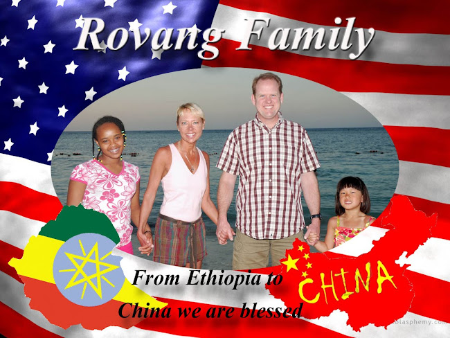 Rovang Family Journey