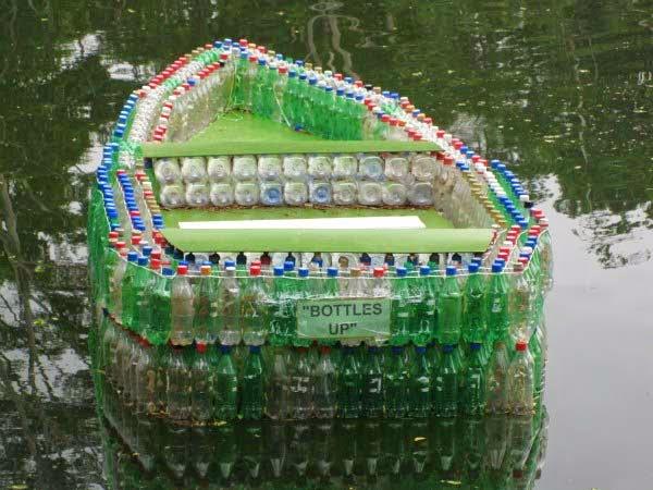 Eski plastik şişeler için 27 yaratıcı geri dönüşüm yolu