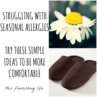 Struggling With Seasonal Allergies? Try These Simple Ideas To Be More Comfortable
