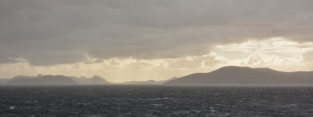 Cruising Cape Horn