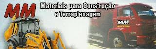 MM MATERIAIS PARA CONSTRUÇÃO E TERRAPLENAGEM