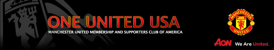 Red Views | One United USA: Manchester United Membership and Supporters Club of America