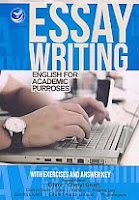 AJIBAYUSTORE Judul Buku : Essay Writing – English For Academic Purposes Pengarang : Cheryl Groth, etc Penerbit : ANDI