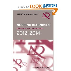 Nanda Books - Nursing Diagnoses: Definitions and Classification 2012-2014