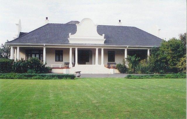 Rich African Houses Hermanus Grande Villa ...