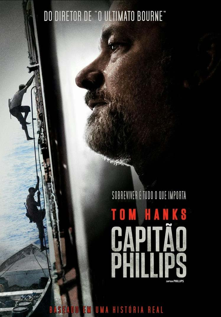 Capitão Phillips Torrent - BluRay 720p/1080p Dual Áudio