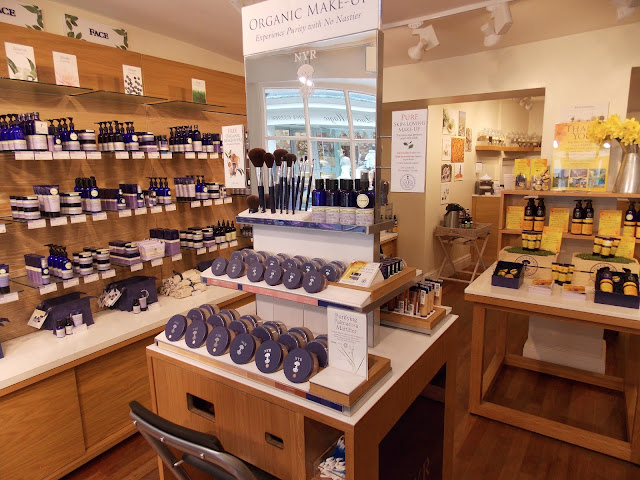 Neal's Yard Remedies, Organic Makeup
