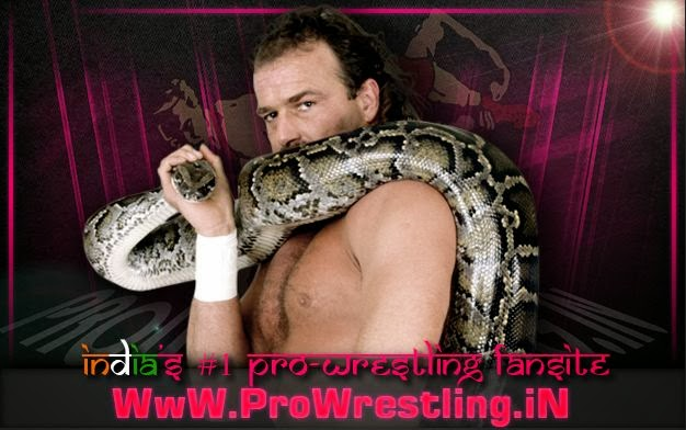 "News » Jake ""The Snake"" Roberts Announced As 2nd Inductee For 2014 Hall Of Fame Ceremony"