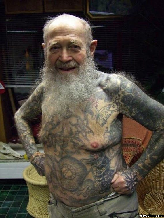 cool guy tattoos trendy