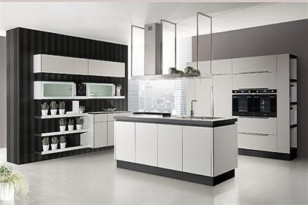 Meuble cuisine italien for Contemporary kitchen designs 2014