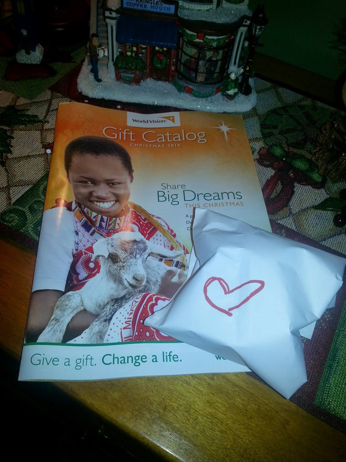 Gifts that Give Back from World Vision- Review + Silver Cuff ...