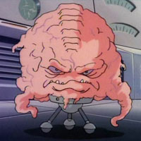 The Top 50 Animated Characters Ever: 24. Krang