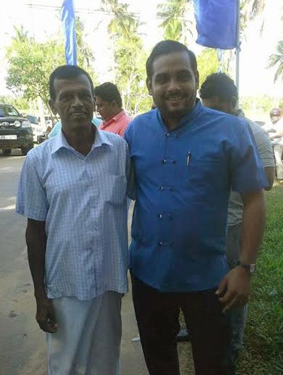 Sirisena meets former President Mahinda Rajapaksa
