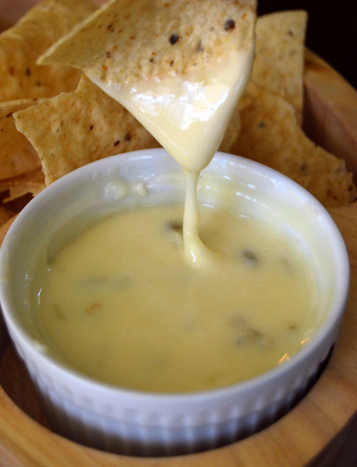 Queso Blanco Dip (White Cheese Dip) | by Life Tastes Good Is one of ...