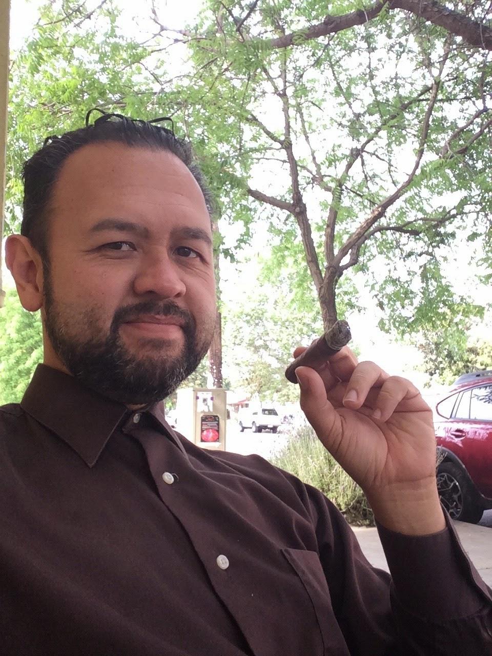 Foundry Chillin Moose cigar 4