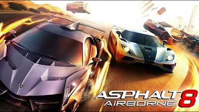 Asphalt 8: Airborne iPhone/iPad