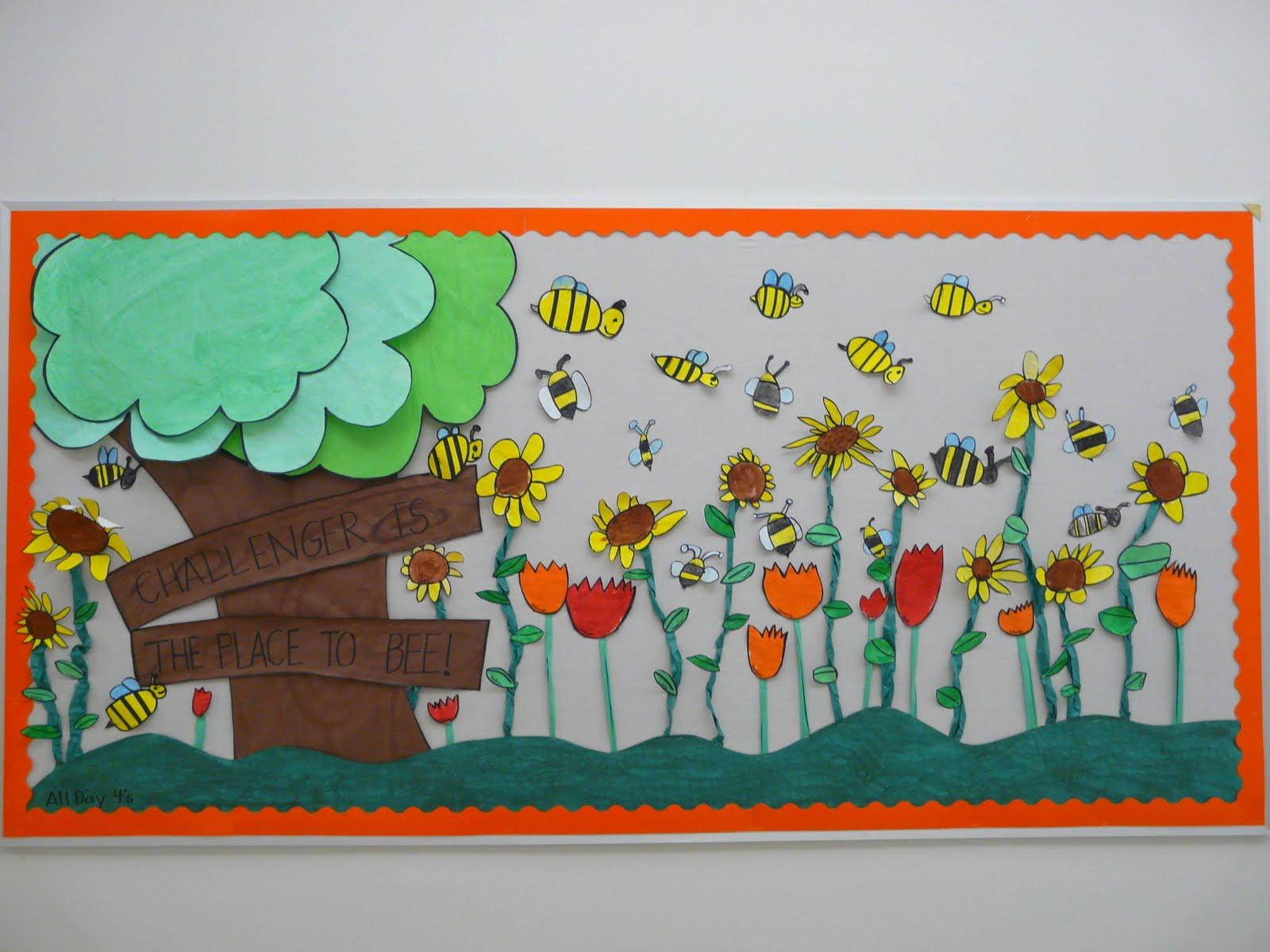 June Classroom Ideas ~ Bulletin board ideas june