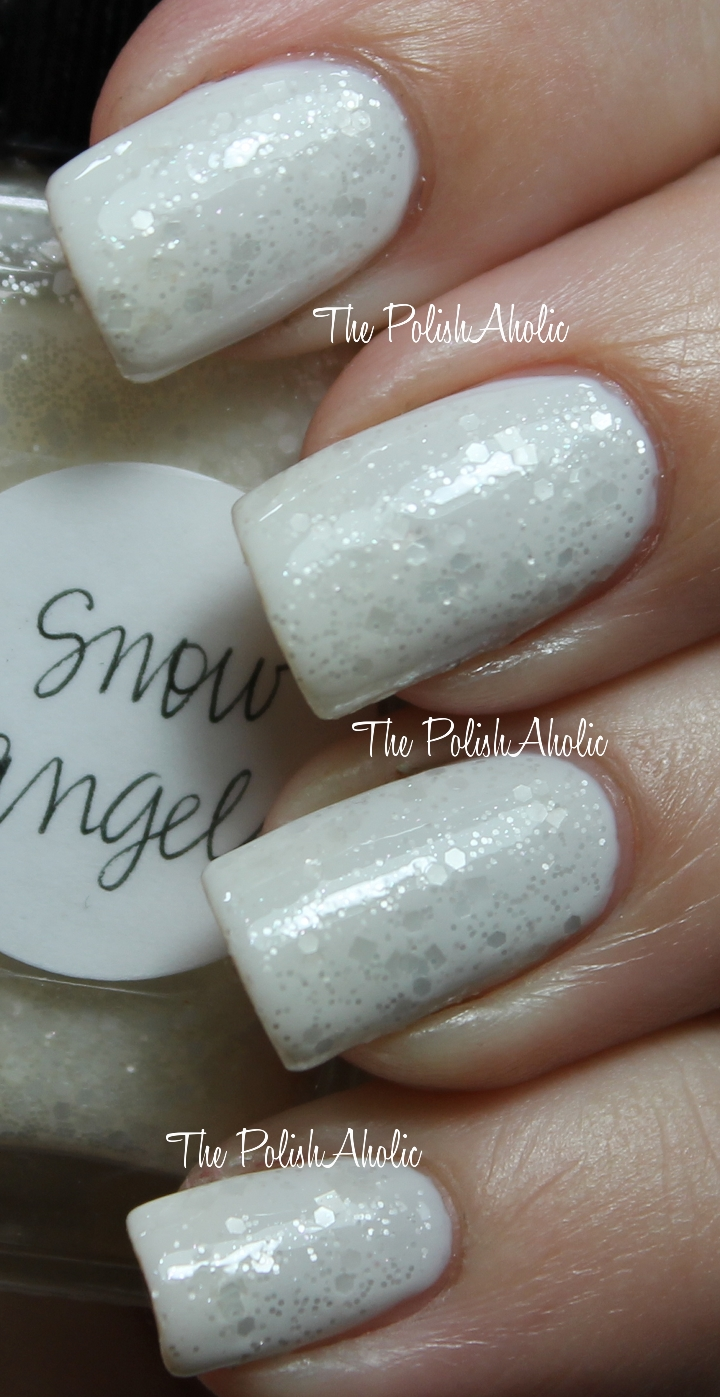 The PolishAholic: Lynnderella Snow Angel